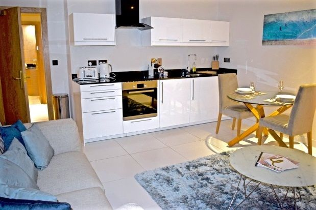 Thumbnail Flat to rent in Basinghall Buildings, 10 Butts Court, Leeds City Centre