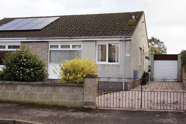 Thumbnail Semi-detached bungalow for sale in James Street, Carnoustie
