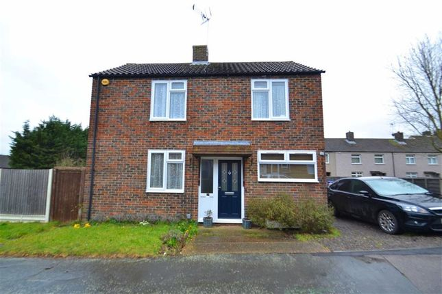 Thumbnail Detached house for sale in Westfield, Harlow, Essex