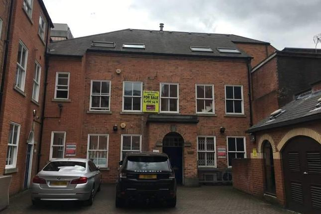 Thumbnail Office for sale in 6, Butts Court, Leeds, Leeds
