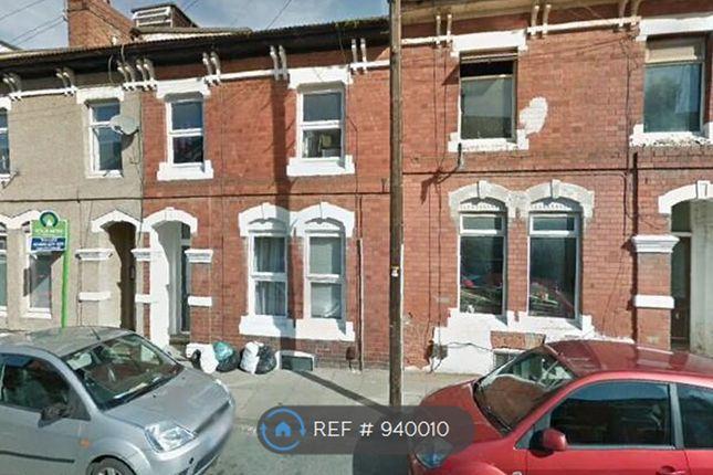 Thumbnail Flat to rent in St Pauls Road, Northampton