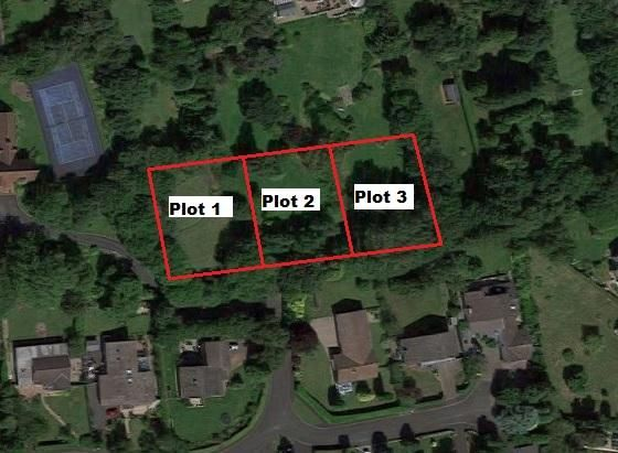 Thumbnail Land for sale in Windsor Place, Ponteland, Newcastle Upon Tyne, Northumberland
