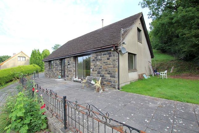 Thumbnail Detached house to rent in Tretower, Crickhowell