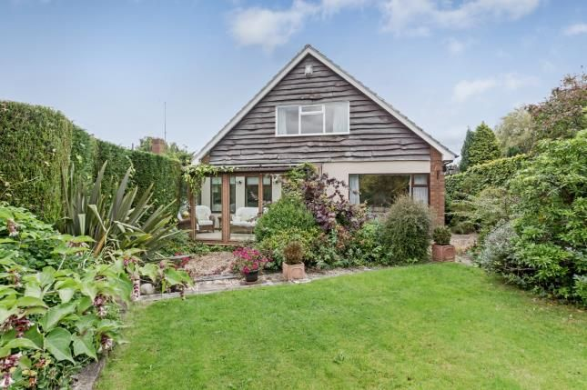 Thumbnail Bungalow for sale in Errington Road, Darras Hall, Ponteland, Northumberland