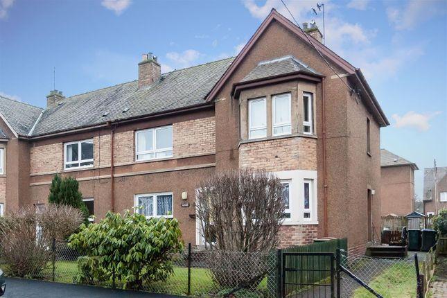 Thumbnail Flat for sale in Princes Croft, Coupar Angus, Blairgowrie
