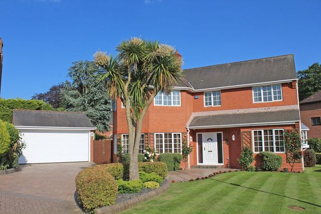 Thumbnail Detached house for sale in Betteridge Drive, Rownhams, Southampton