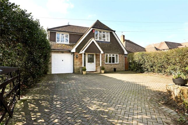Thumbnail Detached house for sale in Pyrford Road, Pyrford, Woking, Surrey