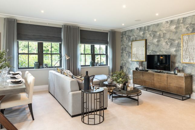Thumbnail Flat for sale in Taplow Riverside, Mill Lane, Taplow