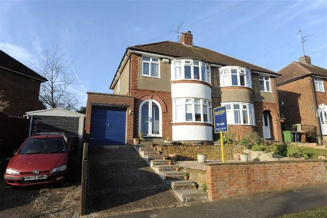 Thumbnail Semi-detached house for sale in Third Avenue, Wellingborough