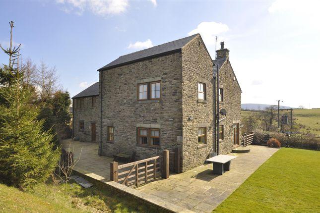 Thumbnail Property for sale in Cote Hill Farm, Luzley Road, Ashton-Under-Lyne