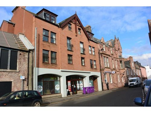 Thumbnail Flat to rent in St Colmes Close, Kirriemuir