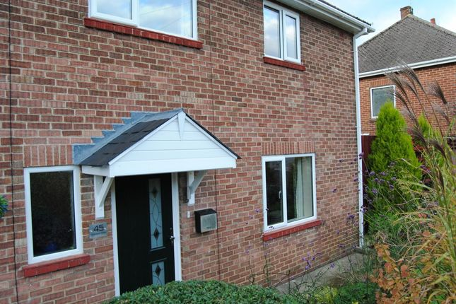3 bed semi-detached house for sale in Caerleon Drive, Southampton, Southampton