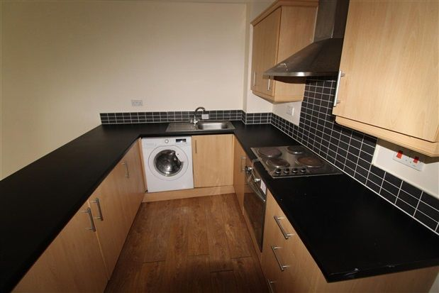 Kitchen of Kayley House, New Hall Lane, Preston PR1