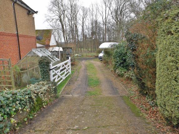 Driveway of Bodiam Road, Sandhurst, Cranbrook, Kent TN18