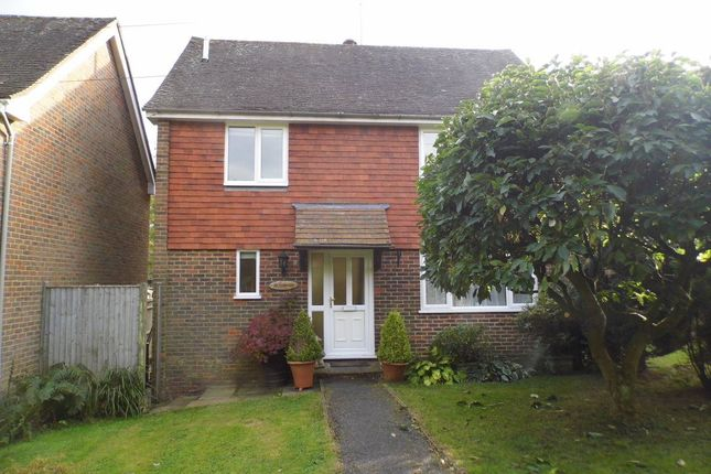 Thumbnail Detached house to rent in Hop Gardens, Fairwarp, Uckfield