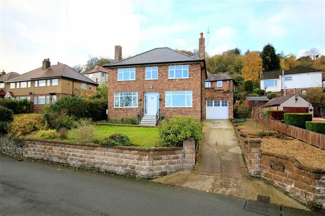 Thumbnail Detached house for sale in Old Chester Road, Holywell, Flintshire