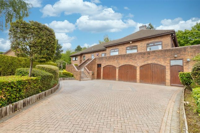 Thumbnail Detached house for sale in Reedhill, West Hunsbury, Northampton