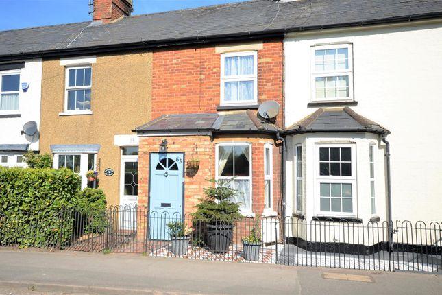 Thumbnail Terraced house for sale in Leighton Road, Wing, Leighton Buzzard