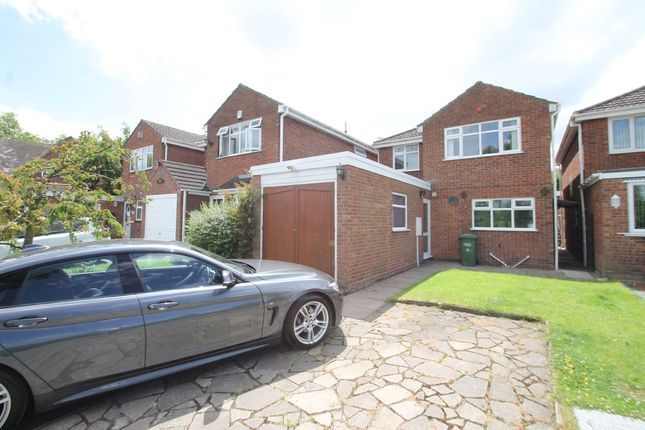 Thumbnail Detached house to rent in Crestwood, Amington, Tamworth