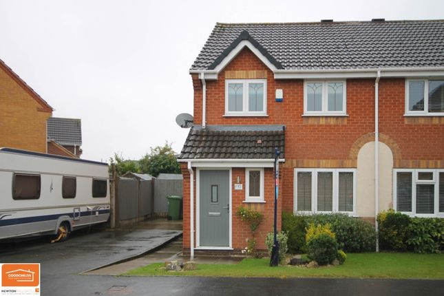 3 bed semi-detached house to rent in Larkspur Way, Clayhanger, Walsall WS8