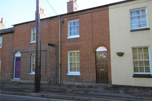 Thumbnail Terraced house to rent in West Allington, Bridport