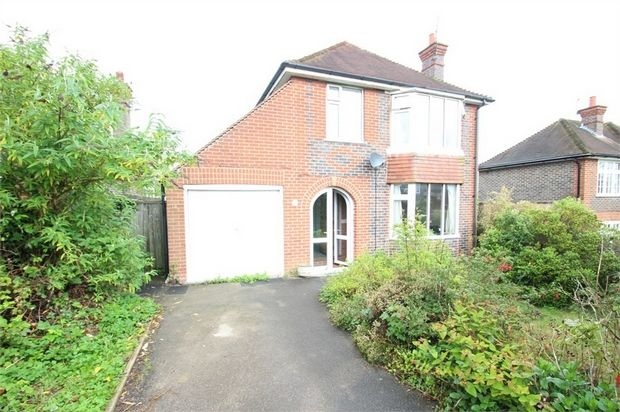 Thumbnail Detached house for sale in Ellis Avenue, Onslow Village, Guildford, Surrey
