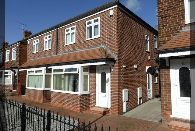 Thumbnail Flat to rent in Bedford Road, Hessle, Hull