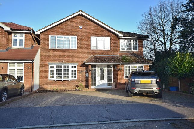 Front Elevation of All Saints Close, Chigwell IG7