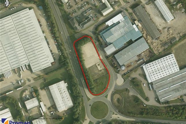 Thumbnail Land for sale in Land At, Arnsley Road, Corby, UK