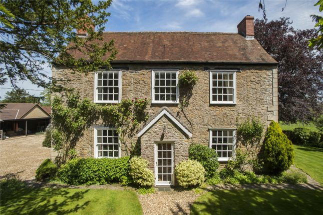 Thumbnail Detached house for sale in Horsington, Templecombe, Somerset