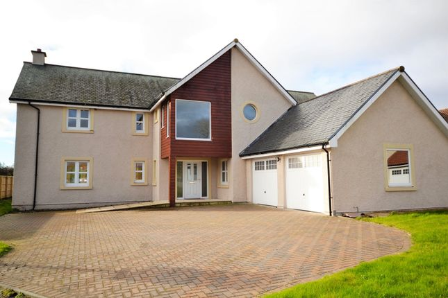 Thumbnail Detached house for sale in Newbigging Farm, Fossoway