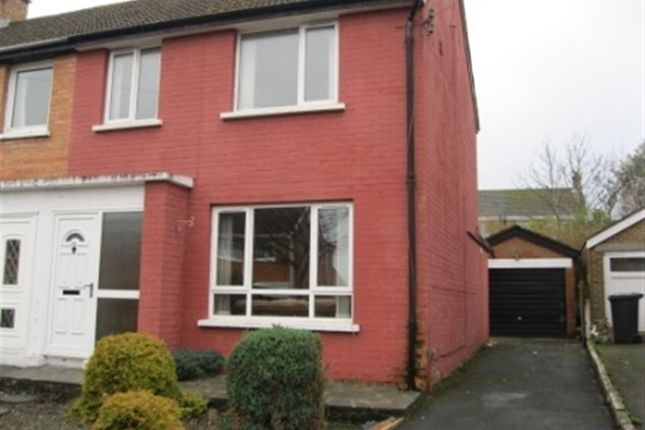 Thumbnail Semi-detached house to rent in Wynchurch Park, Belfast