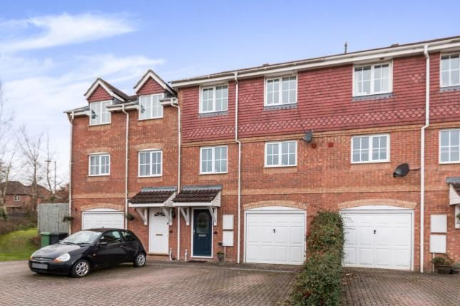 4 bedroom terraced house for sale in Beggarwood, Basingstoke, Hampshire
