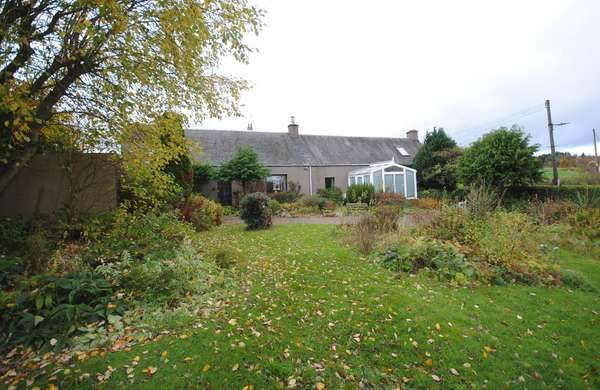 Thumbnail Cottage for sale in 5 Hall Road, Nemphlar, Lanark
