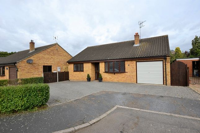 Thumbnail Detached bungalow for sale in Lime Tree Close, Mattishall, Dereham, Norfolk.