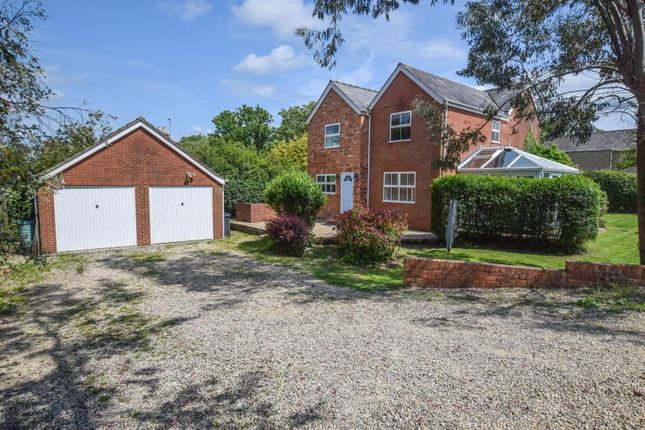 Thumbnail Detached house for sale in Station Road, Minety, Malmesbury