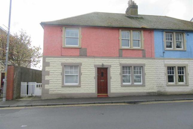 Thumbnail Flat to rent in Walkergate, Berwick-Upon-Tweed