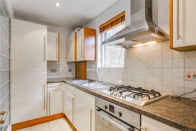 Thumbnail Flat to rent in Bloemfontein Road, London