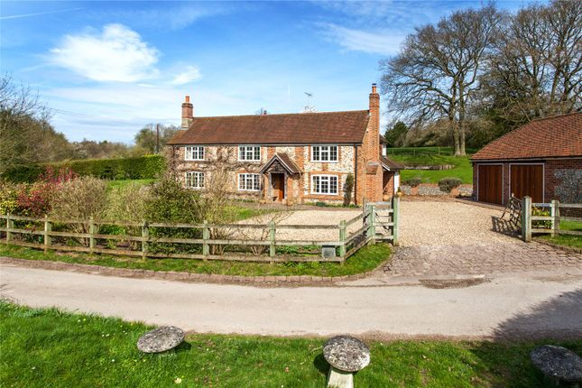 Thumbnail Detached house for sale in Blackbirds Bottom, Goring Heath, Henley On Thames, Oxfordshire