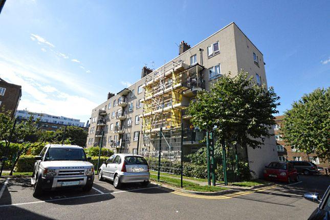 Thumbnail Property to rent in Hadfield House, Ellen Street, London