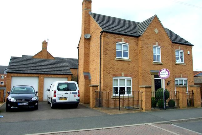 Thumbnail Detached house for sale in Lindleys Lane, Kirkby-In-Ashfield, Nottingham
