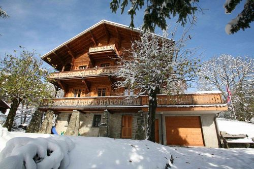 Thumbnail Town house for sale in Villars Sur Ollon Luxury 5 Bedroom Chalet, Switzerland