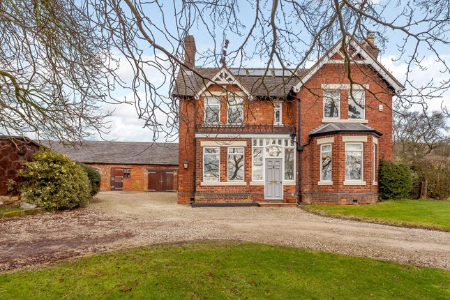 Thumbnail Detached house for sale in Bromley Wood, Abbots Bromley, Rugeley