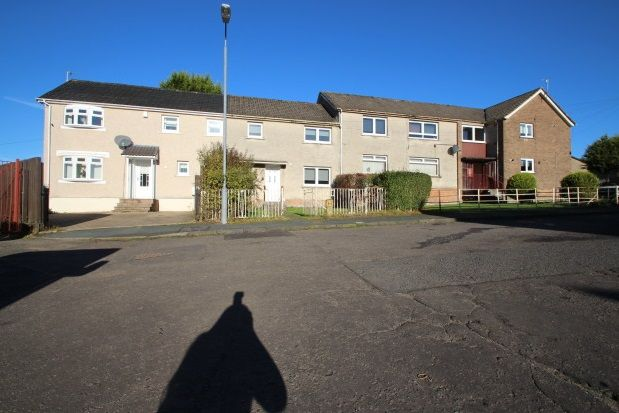 Thumbnail Terraced house to rent in Golfhill Quadrant, Airdrie