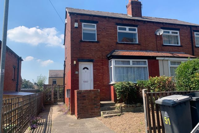 2 bed terraced house to rent in Woodside Place, Leeds, West Yorkshire LS4