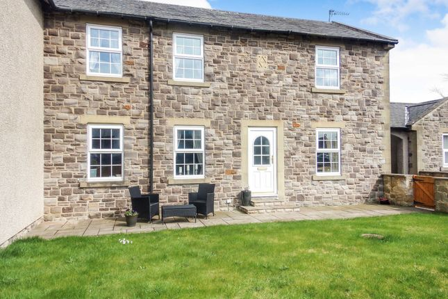 Thumbnail Semi-detached house for sale in Reivers Gate, Longhorsley, Morpeth