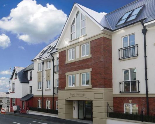 Thumbnail Flat to rent in Main Road, Onchan