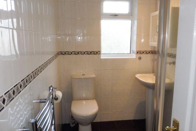 Bathroom of Southwell Rise, Mexborough S64