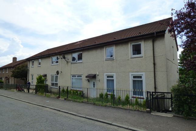 Thumbnail Flat for sale in Merrick Drive, Dalmellington, Ayr