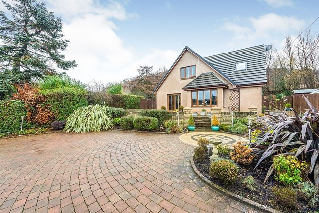 Thumbnail Detached house for sale in Main Street, Hillend, Dunfermline, Fife